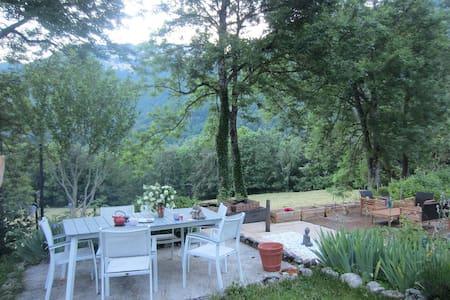 Maison Savoie Montage et Lac - Montcel - Huis