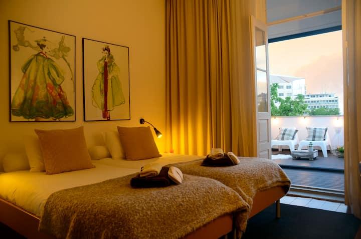 Oporto Private Room/ Terrace