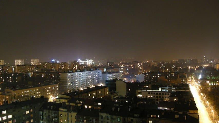 View at night :)