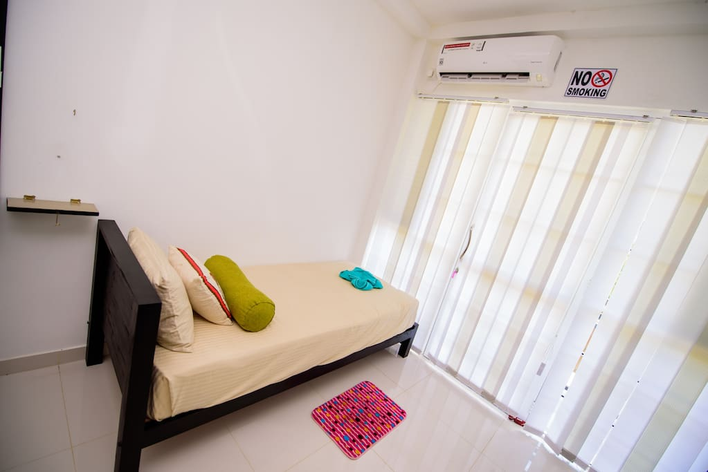 Room no 1 with AC