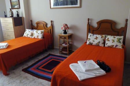 Habitacíon grande con cama doble - Уэльва - Квартира