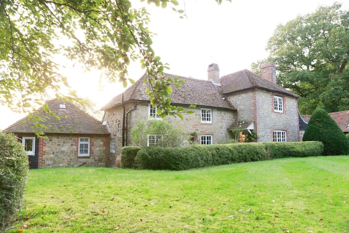 Charming family home in South Downs - West Sussex - Dům