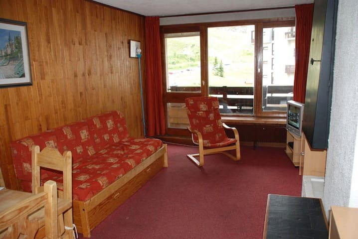 Tichot, 1 bedroom, Val Claret. - Tignes - Apartment
