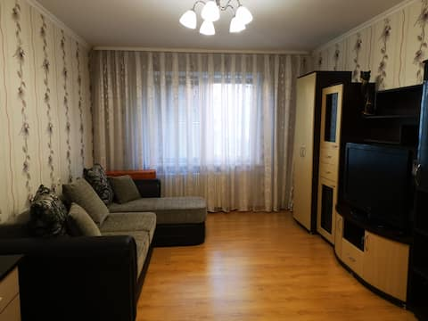 Квартира на Брестской