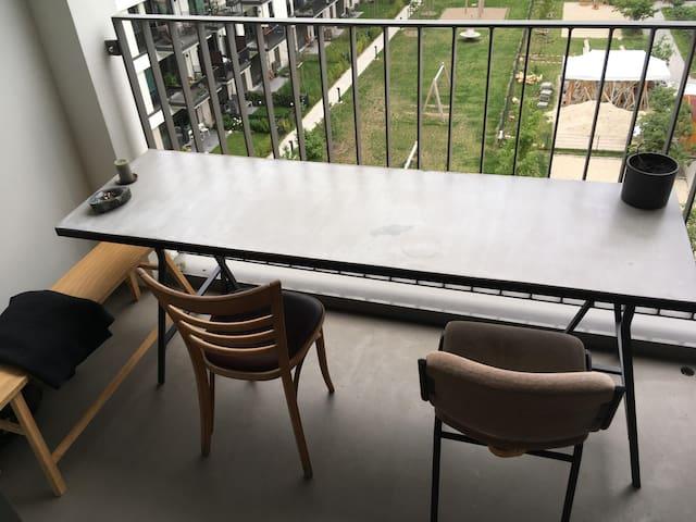 Modern flat in the heart of Berlin