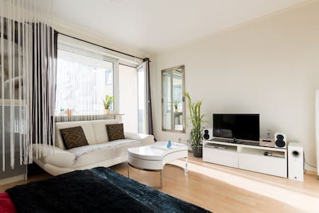Design Apartment Frankfurt City - Francoforte