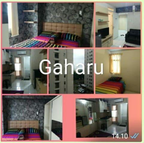 Tipe Dua Bed Room Tower Gaharu