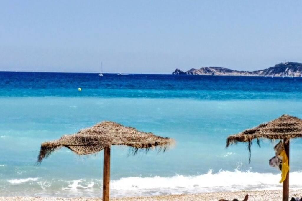 Javea | Blue flag beaches
