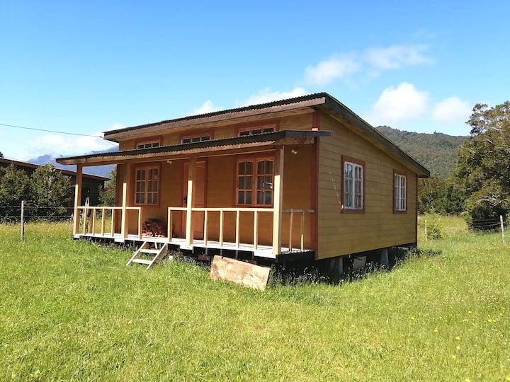 Cabaña Río Puelo (Punto Austral)