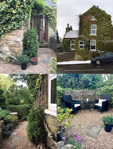 Stone built house. Quiet area. Newly furnished.