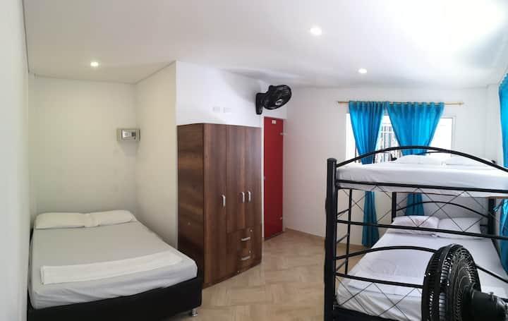 Apartamento para descanso en santa marta completo
