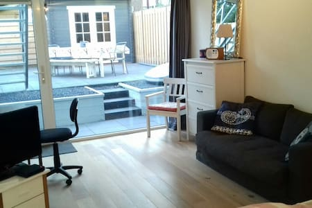 New room/studio near Amsterdam/Utrecht, lake area - Hilversum - Byt