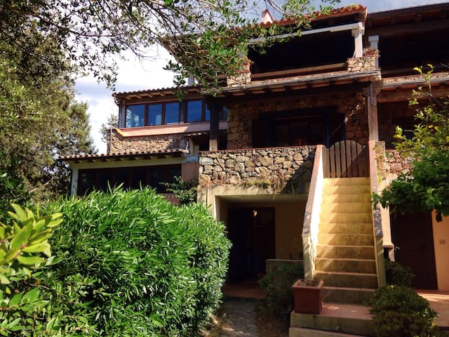 4 beds mini villa central - Porto Rotondo - Haus