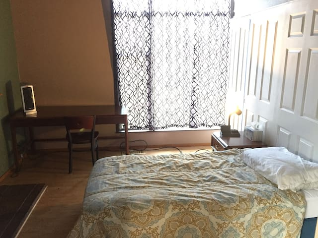 Bay Area Cozy Room 3, Roberts Silicon Valley - เฟรมอนต์ - บ้าน