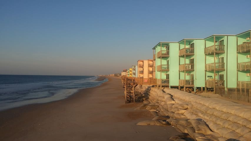 Paradise on the Beach! - North Topsail Beach - Apartment