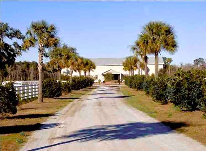 2bedroom Club House On Horse Farm Near Charleston
