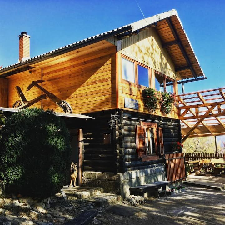 Hostel in the forest - Dom na Lovrencu lodge