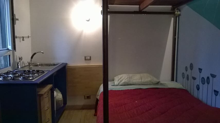 Apartment Boccea Zone - Rooma - Huoneisto