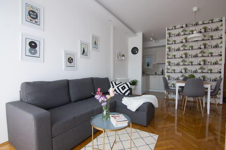 Art apartment Saint Sava ! Promo Discount!