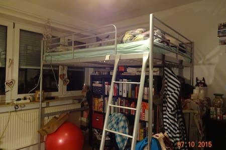 Gemütliche 1 Zimmer Wohnung - Freising