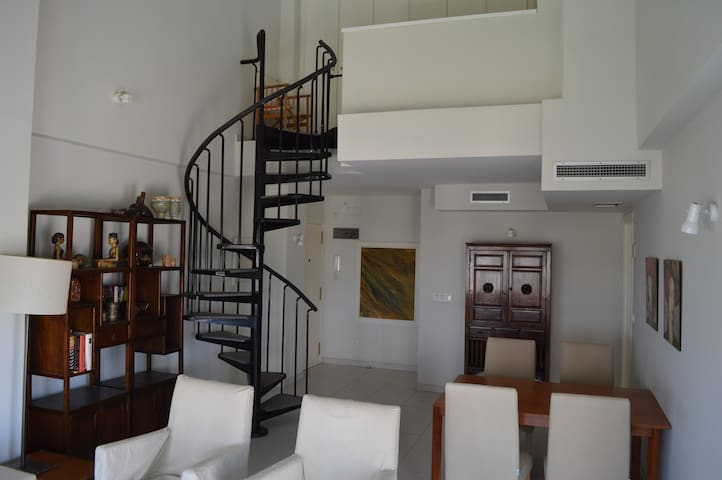 Ático duplex en primera linea - Valencia - Wohnung