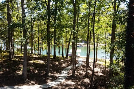 NEW LISTING - Rest Relax Enjoy - Lake House - Townville - House
