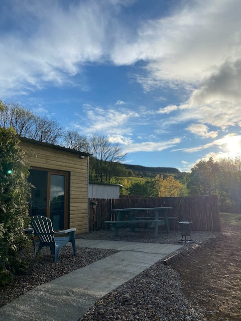 Mountain View Glamping Snug Self Catering