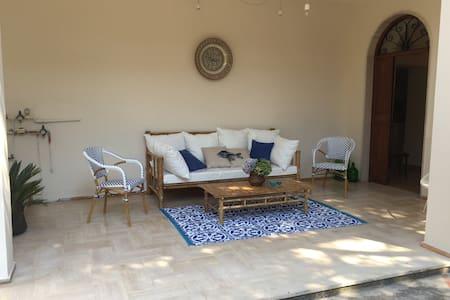 Villa la Quercia - green room - Meta di Sorrento