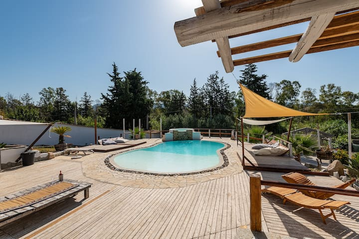 Villa con piscina privata- Amazing Villa with pool
