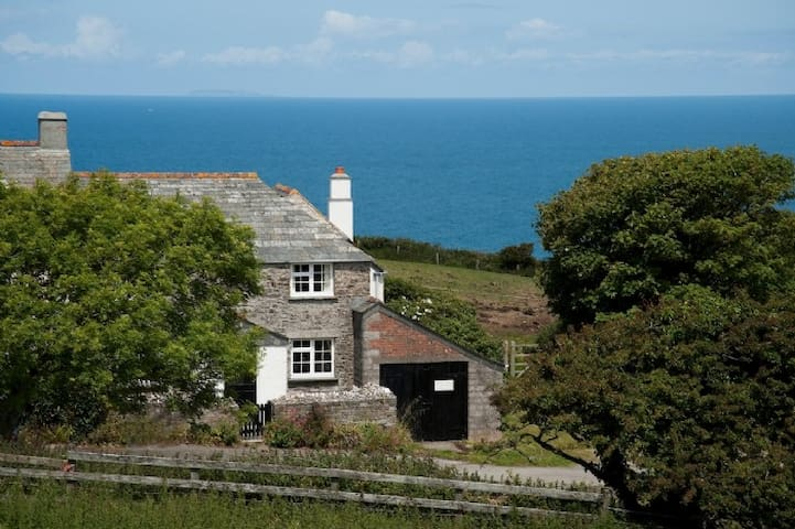Barton Cottage - Crackington Haven - House
