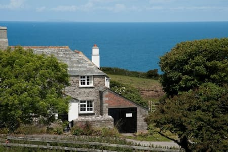 Barton Cottage - Crackington Haven