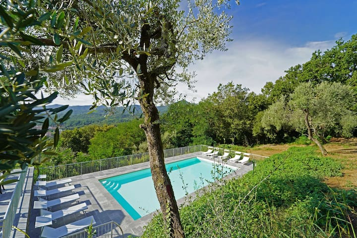 Villa Ilenia 12 Pax Pool, WiFi, Restaurant 5 Terre