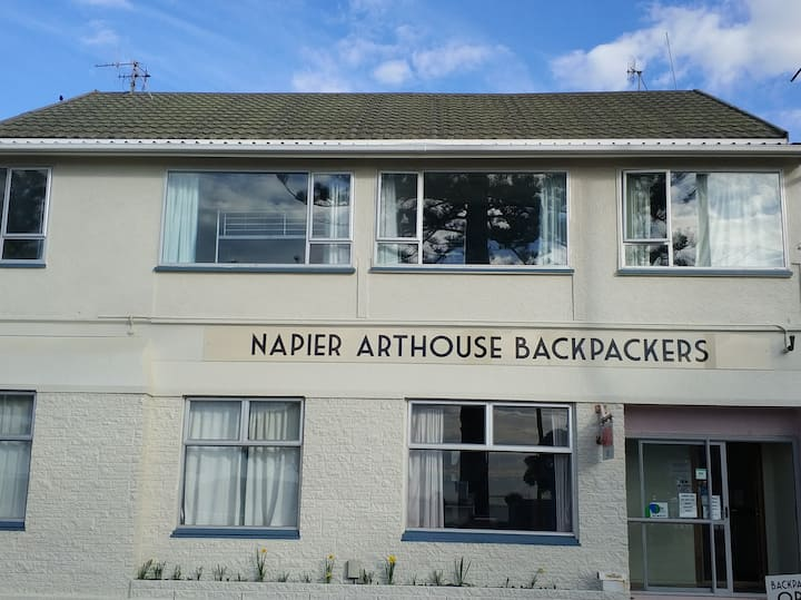 the cheapest hostel in Napier City
