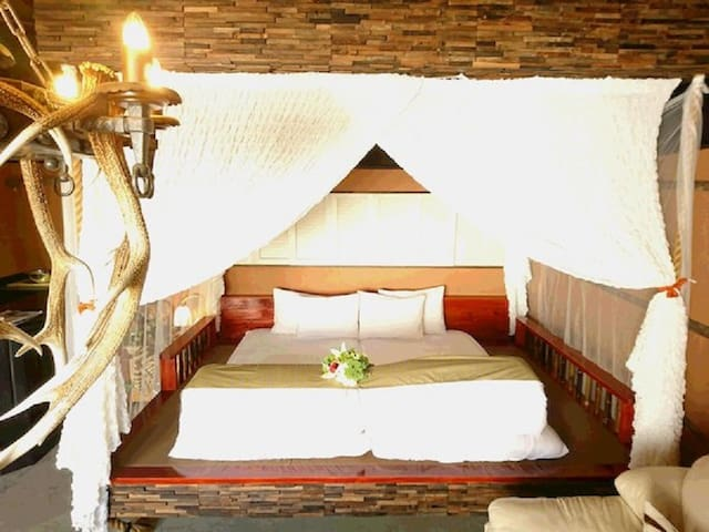Yadoya Lodge  Junior Suite