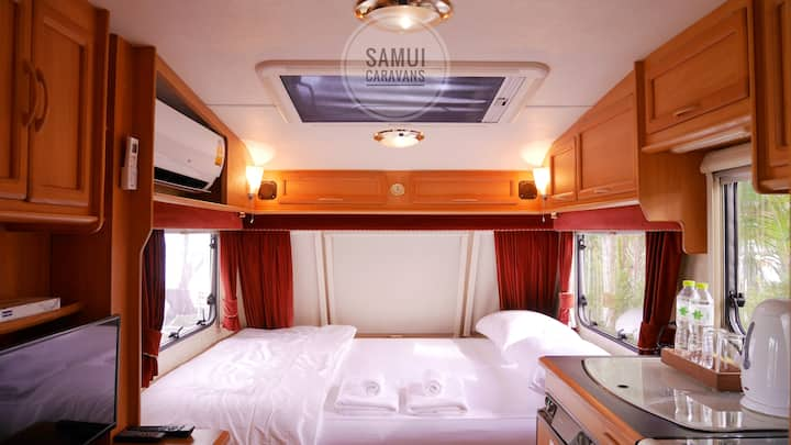 Caravan-Fairway@Samui Caravans-Beach Camp