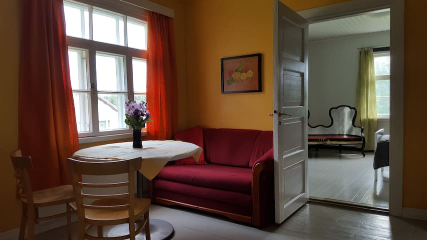 Wooden house near center, Welcome! - Imatra - Apartamento