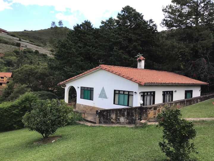 Cabaña 12 Quinta Piray