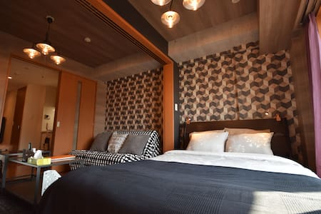 Elegant design very cozy room !!!  - Taitō-ku