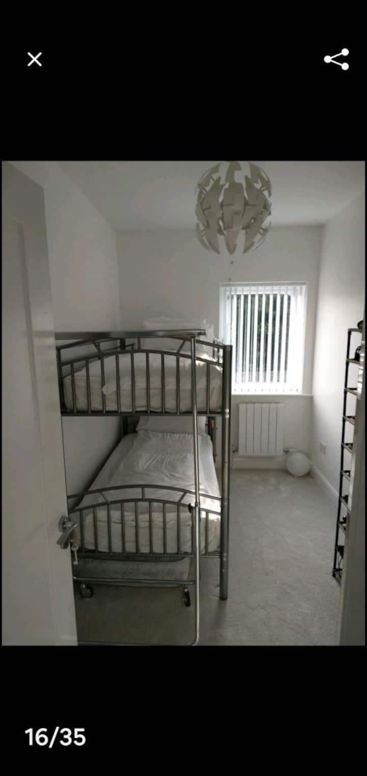 White Cosy Room