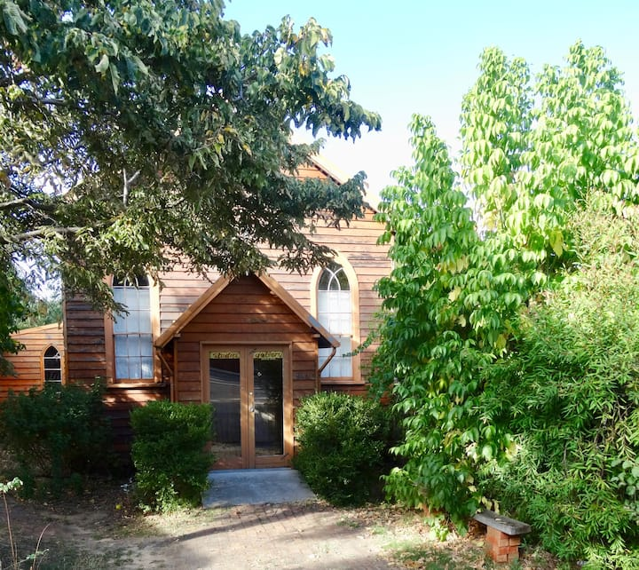 Heathcote Wooden Hall