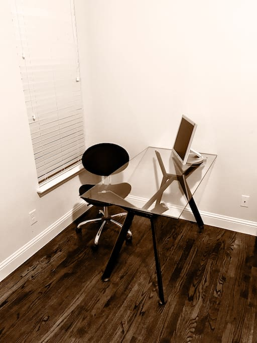 Large desk for your work or study
