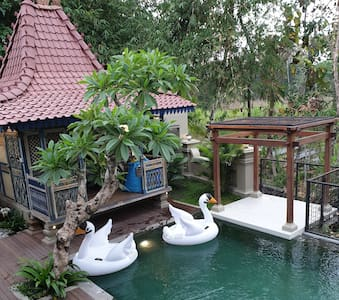 Ubu Villa - Beautiful place  in the village Jogja