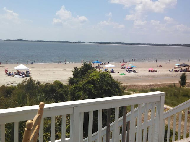 Edisto Beach - Ocean front retreat - Edisto Island - 其它