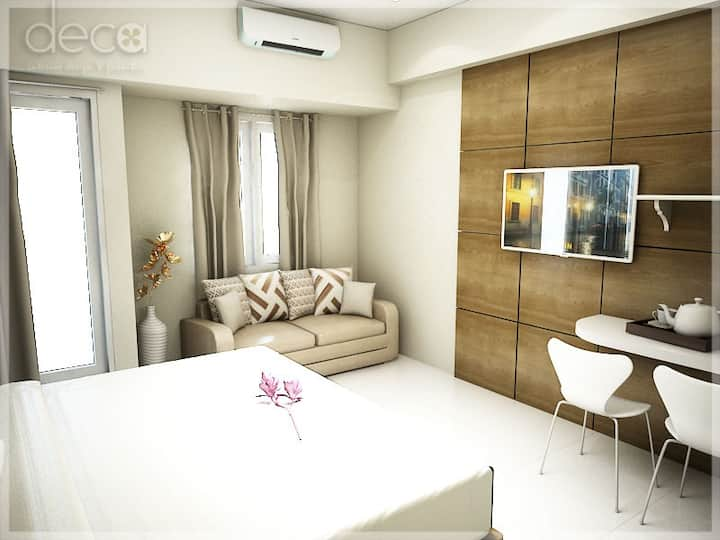 Cosmy Tanglin Apartment At Pakuwon Mall
