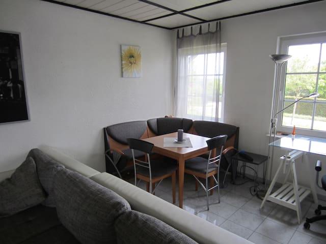 Wohnung in der Sonnenstube des Hunsrücks - Morbach - Lägenhet