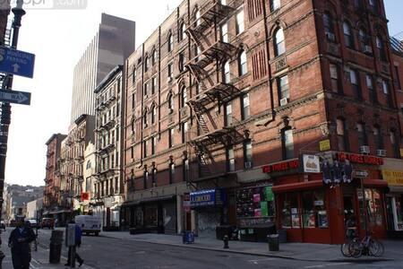 Stunning designer Loft, LES - New York