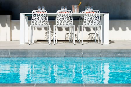 La Villa Méditerranée - Les Pennes-Mirabeau - 別墅