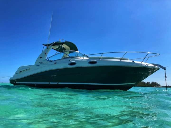 """Sea Ray Sundancer Express Yatch 32"""""""