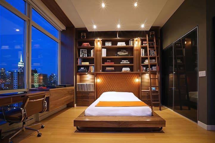 Corner High Rise Apartment - City Views