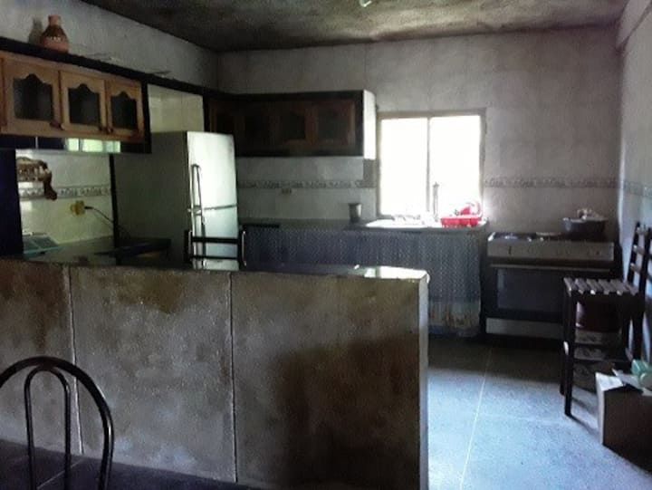 Casa Campo El Trapiche; Alojamiento En Chuspa
